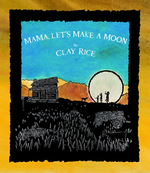the cover of Clay Rice's book