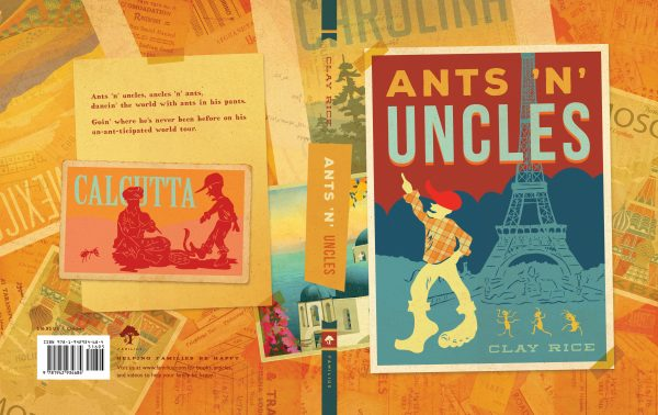 ants n uncles cover and back cover image