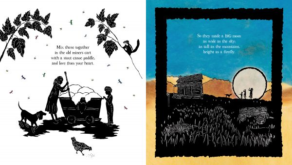 samples from Clay Rice's books