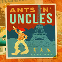 Ants n uncles book cover