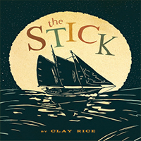 the stick book cover